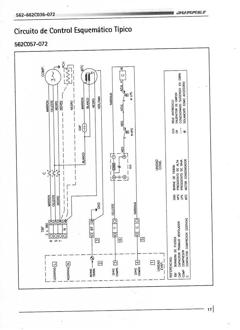 Surrey 072 6 tn fs 078 condensadora jpg Diagramas de Aire