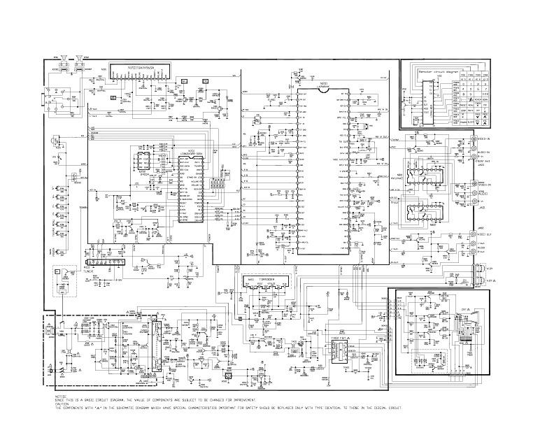 Daewoo DTQ 2134 DTQ 2134SS LC863432 LA76814 pdf Diagramas