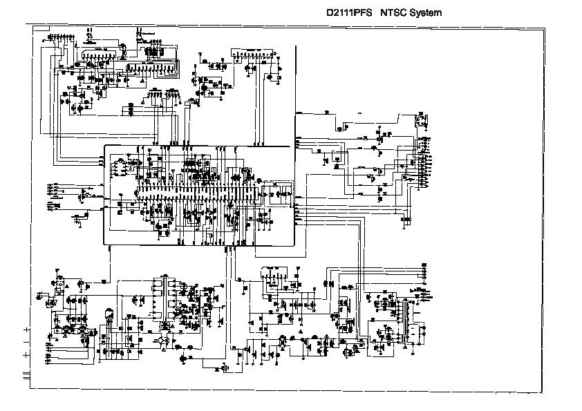 elektra EKT D2111PFS pdf Diagramas de Televisores Lcd y