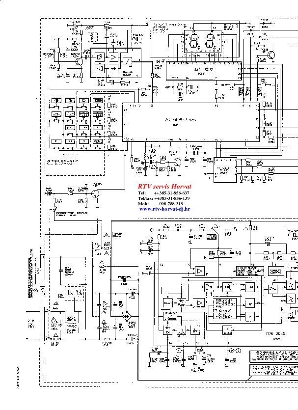 GRUNDIG Grundig tv CUC3400 pdf Diagramas de Televisores