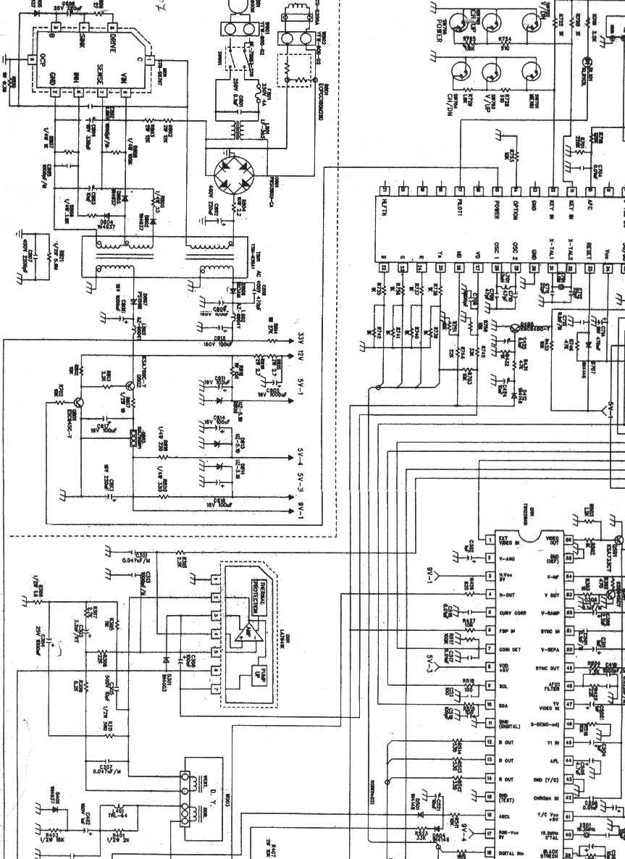 HITACHI hitachi CPT1450R 2050R 2051R parte 2.BMP Diagramas