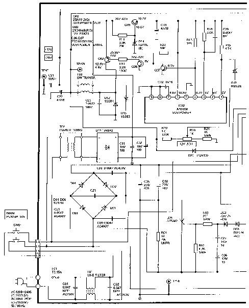 JVC c 2155 JVC2155 pdf Diagramas de Televisores Lcd y