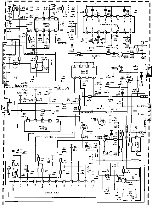 LG GOLDSTAR LG LG 20CX pdf Diagramas de Televisores Lcd y
