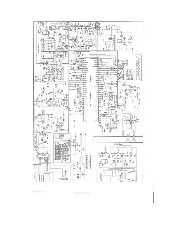 mastertech MASTERTECH 21J16S pdf Diagramas de Televisores