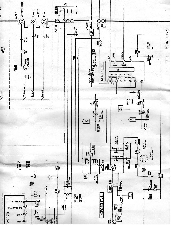 MITSUI mitsui pdf Diagramas de Televisores Lcd y Plasma