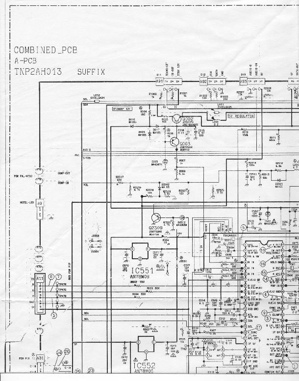 Diagramas de Televisores Lcd y Plasma Diagramasde.com