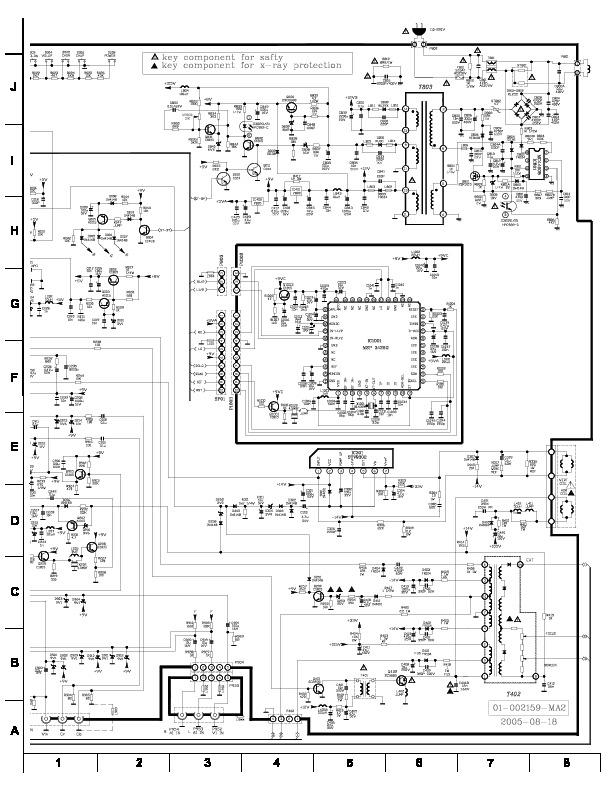 National Panasonic CT G2175 PARTE DOS main sch2 pdf