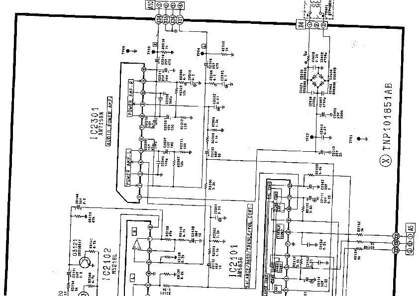 Panasonic PANASONIC CT2161 3PDF pdf Diagramas de