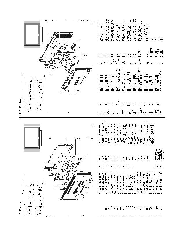 Philips 42PF9830A/37 37PF732010 EX KL 4686480493 pdf
