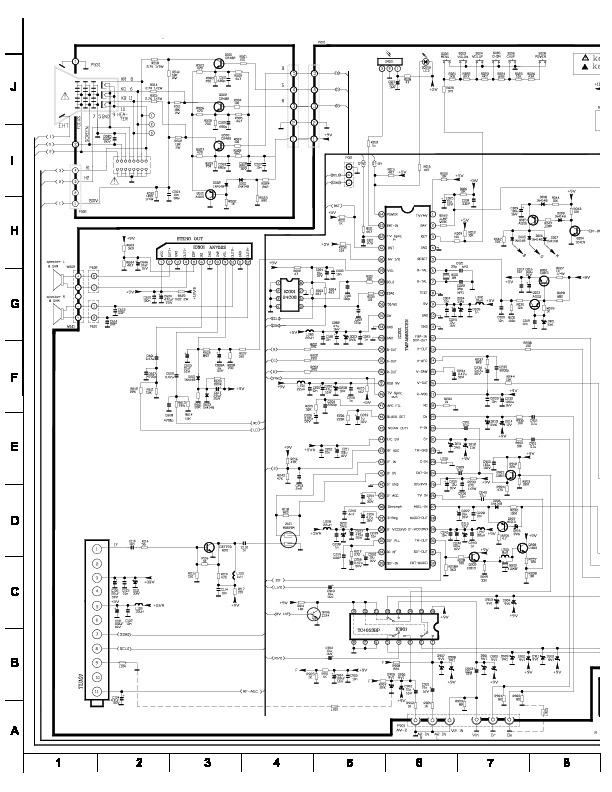 Panasonic Panasonic CT G2175 Chasis NA6DV pdf Diagramas de