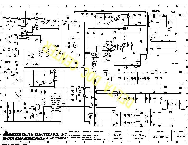 Philips Philips 32PFL5332 42PFL5332 Fuente de poder pdf