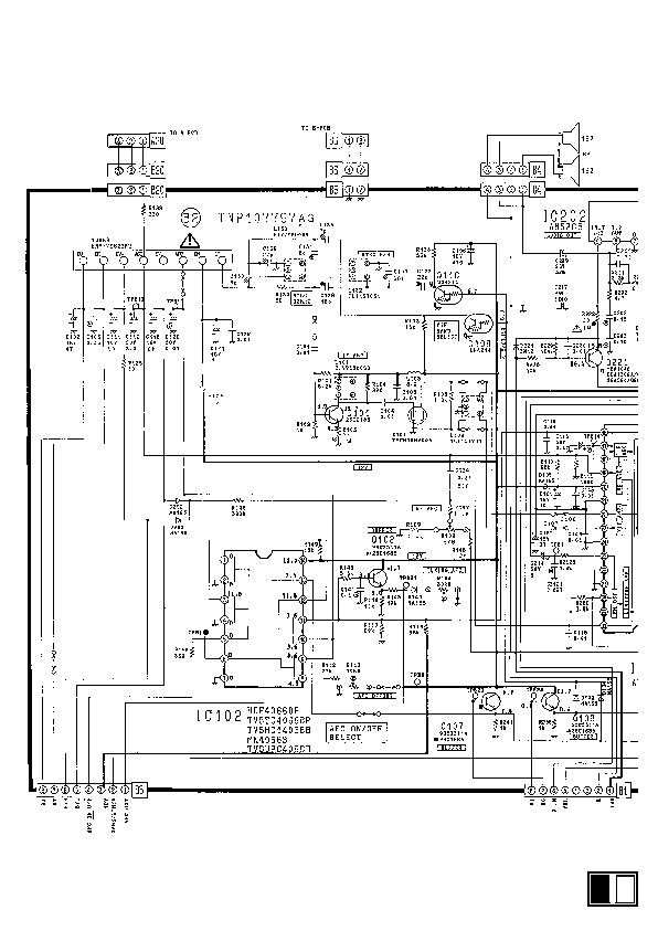 diagrama panasonic tc l32c5x
