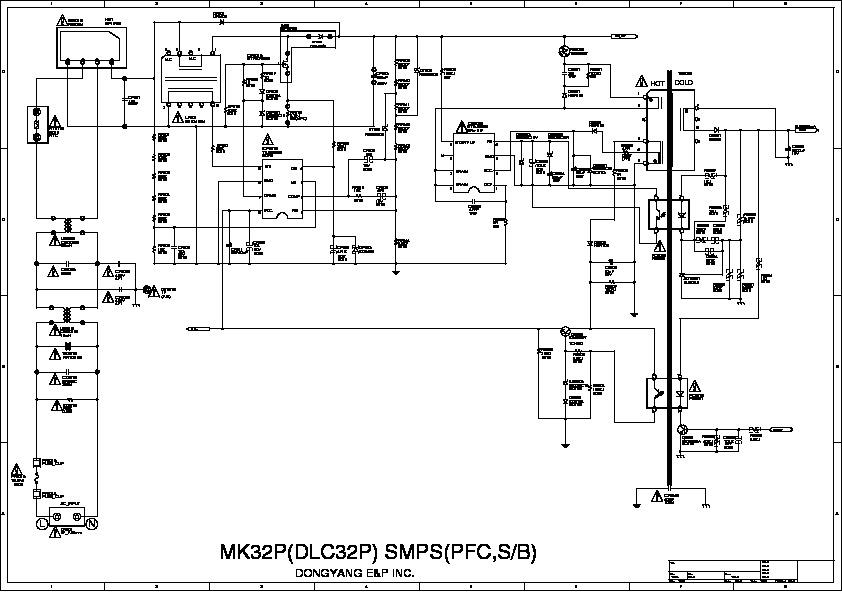 Samsung Fuente Samsung BN44 00155A pdf Diagramas de