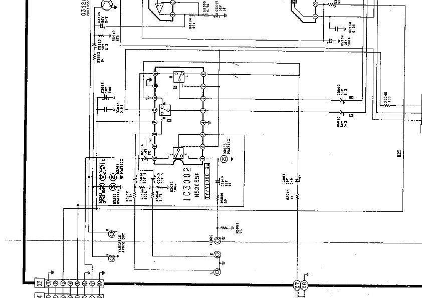 Panasonic PANASONIC CT2161 pdf2 pdf Diagramas de