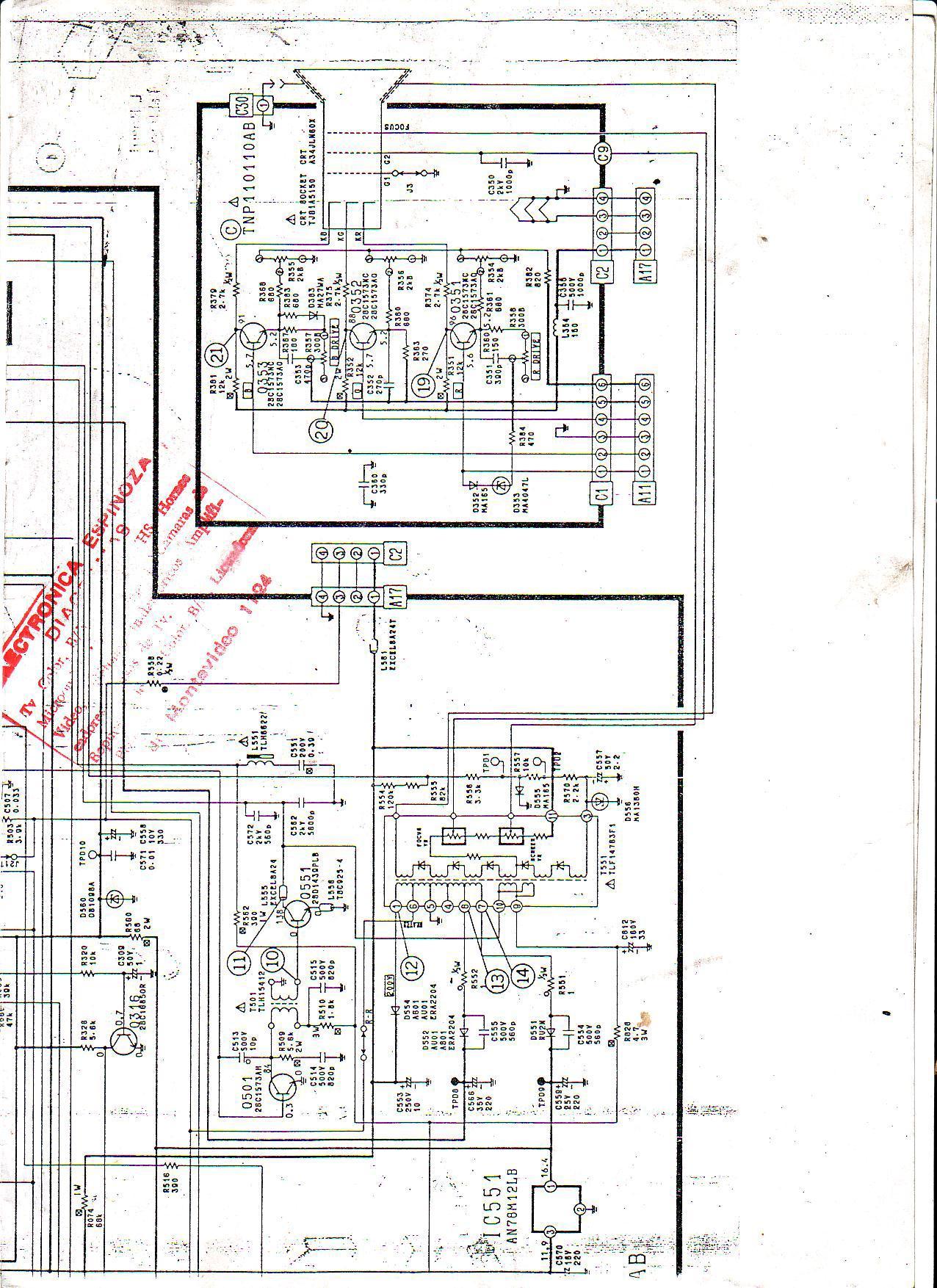 Panasonic Scan20003 jpg Diagramas de Televisores Lcd y