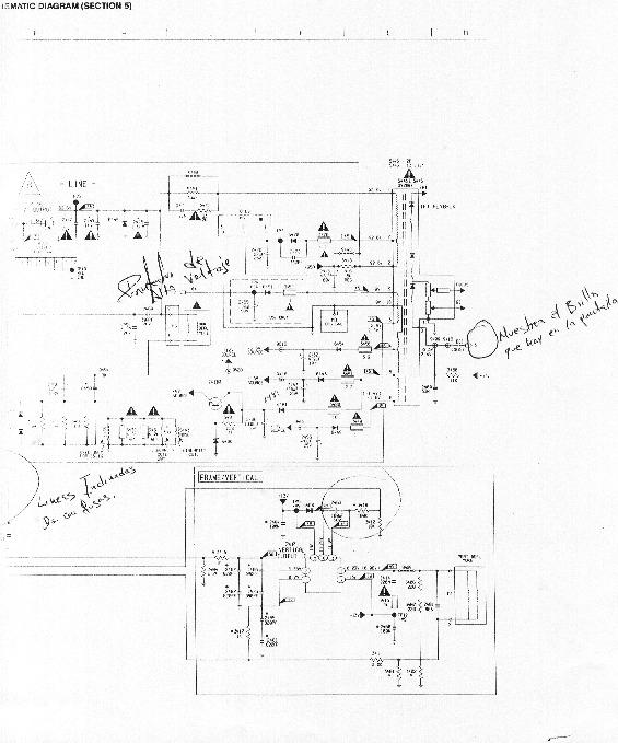 PHILIPS 14LW173221 13A800 BARRIDO2 pdf Diagramas de