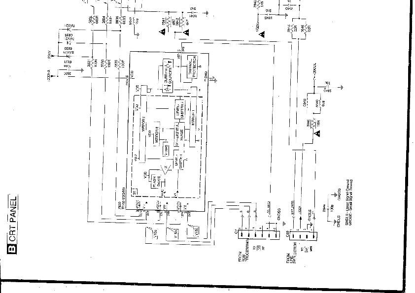 PHILIPS PHILIPS 25 Y 29 PT 4622 pdf16 pdf Diagramas de