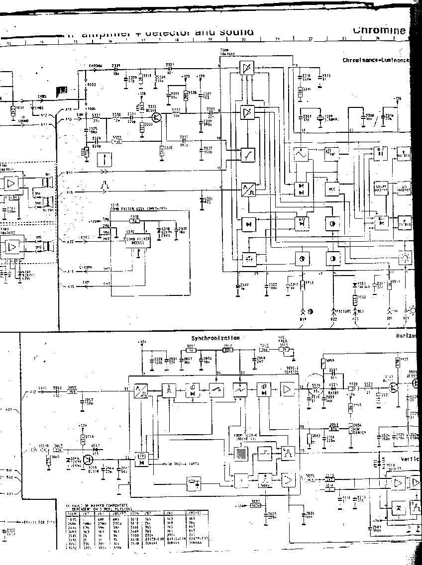 PHILIPS 14grxxxx 2 PHILIPS2 jpg Diagramas de Televisores