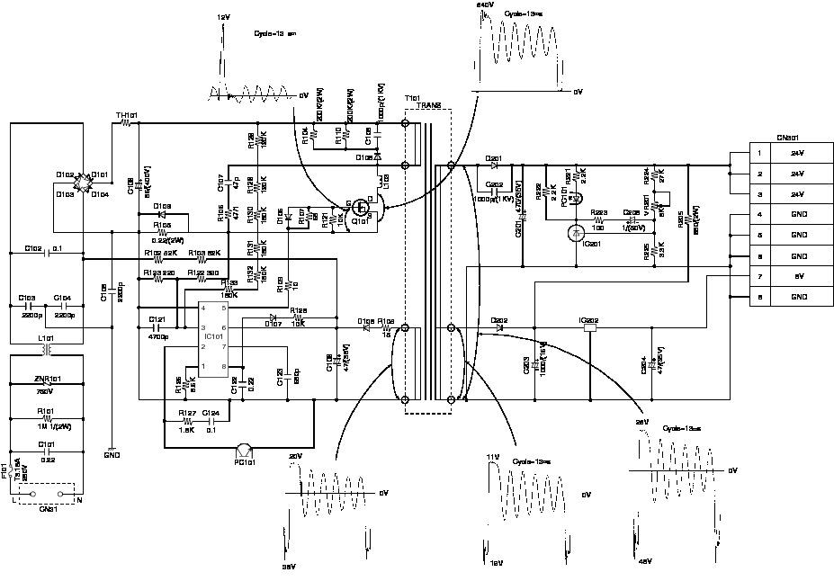 Panasonic kx ft22 KX FT22 FUENTE pdf Diagramas de fax