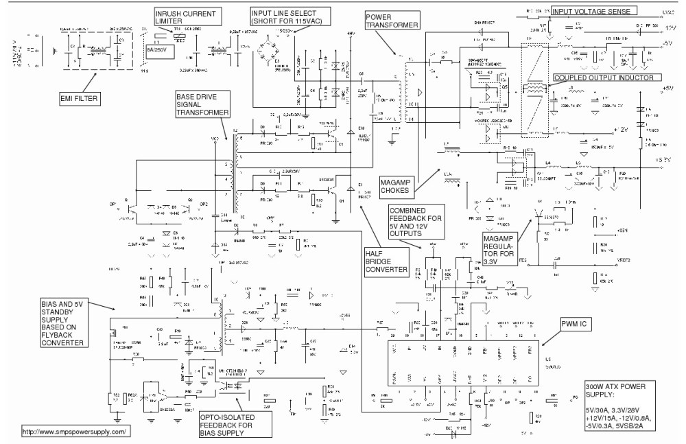 medium resolution of atx diagram wiring imagesdell power supply diagram wiring diagram and fuse box