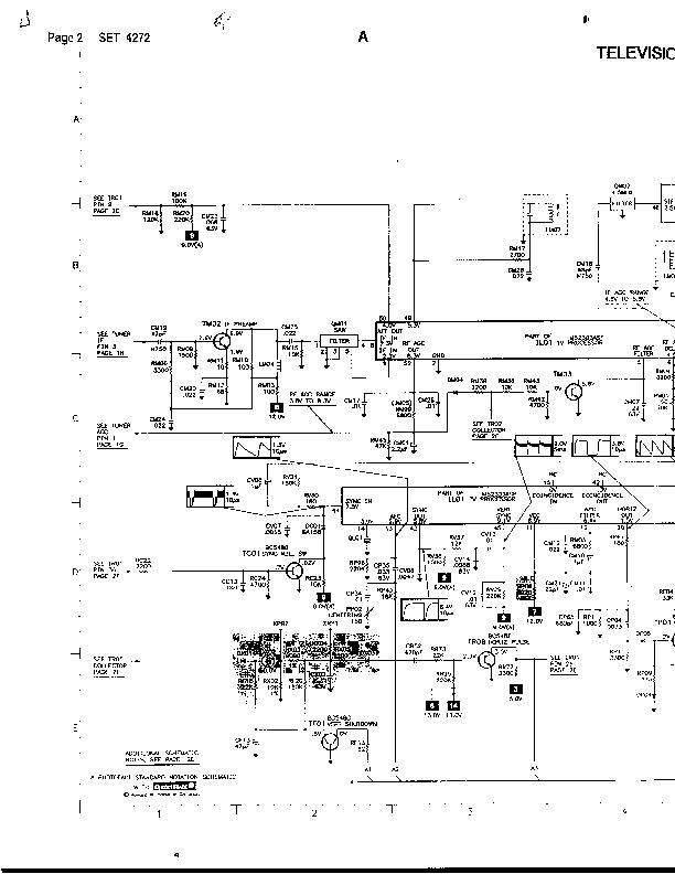 RCA RCA E13201 ch TX825TB pdf Diagramas de Televisores Lcd