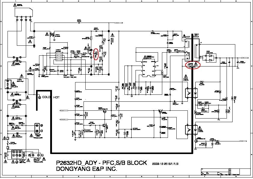 Samsung samsung bn44 00338b pdf Diagramas de fuentes
