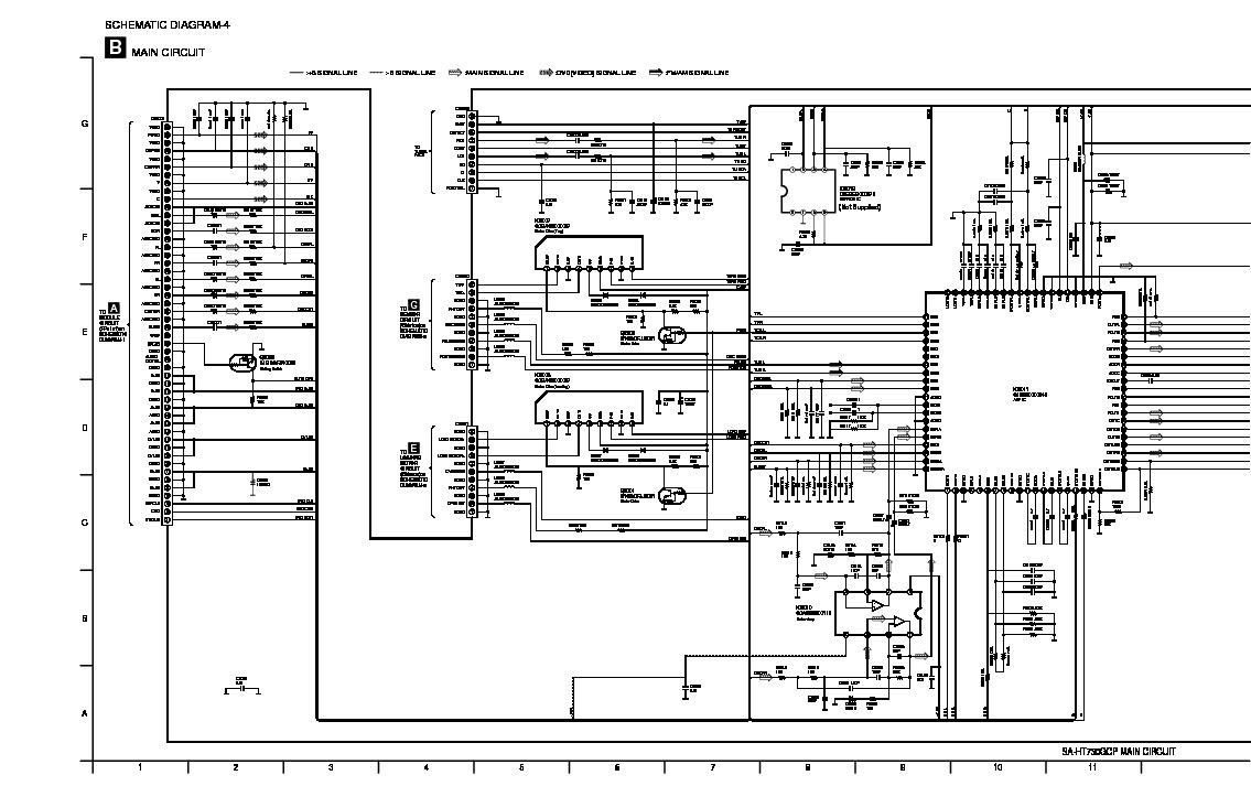 Panasonic sa ht730 aa s al2 pdf Diagramas de home theater