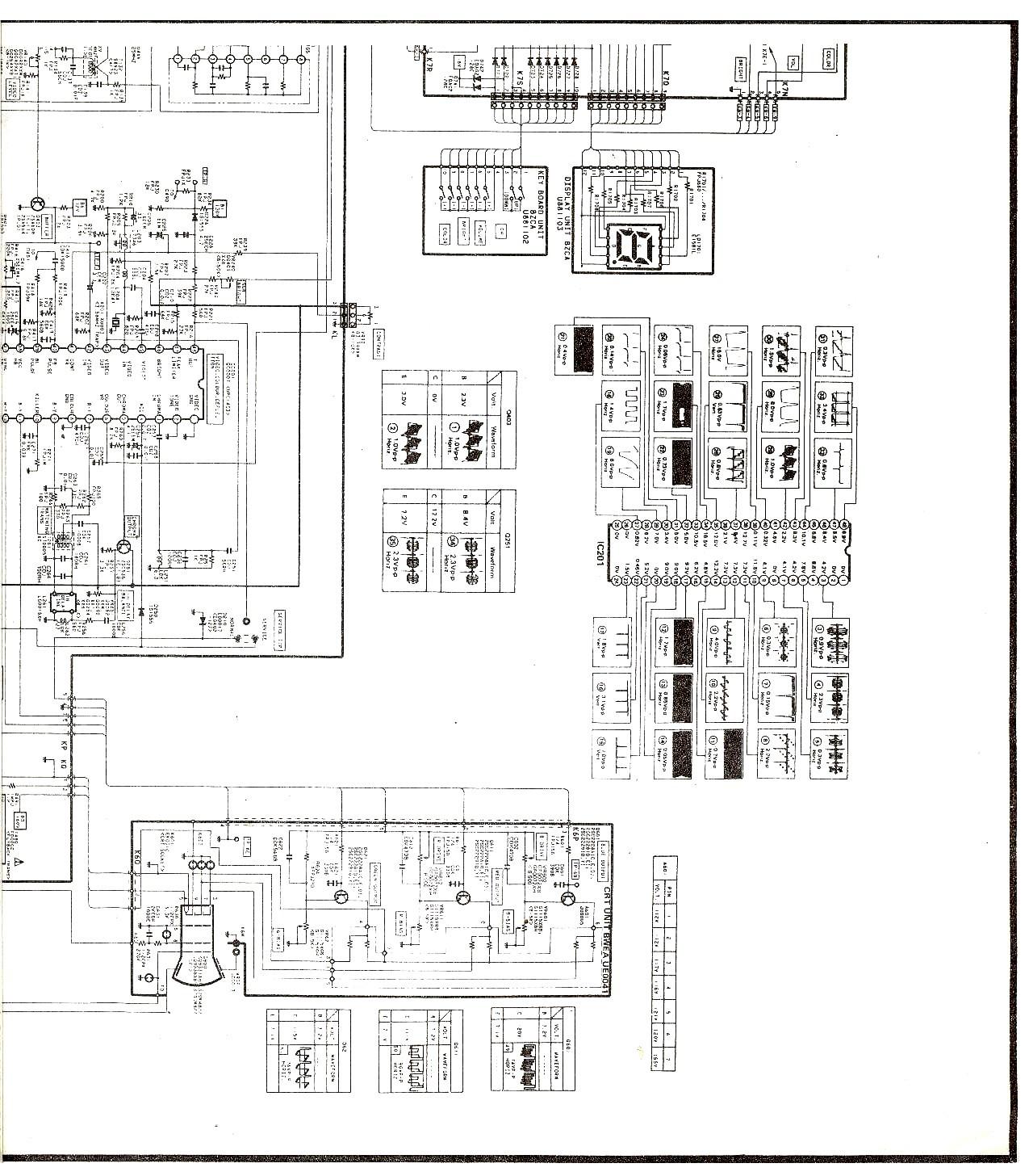 SANYO SANYO CPT3735 002 jpg Diagramas de Televisores Lcd y