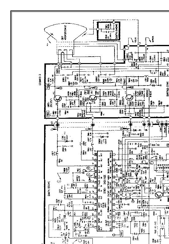 SHARP Sharp sharp c1496y pdf Diagramas de Televisores Lcd