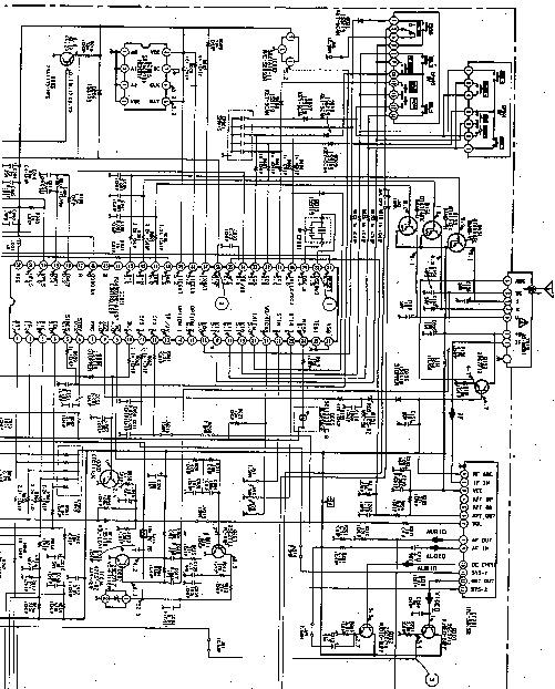SONY 14DK1 21DK1 RM827B pdf Diagramas de Televisores Lcd y