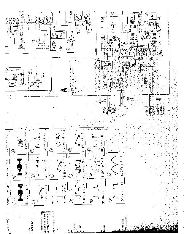 SONY KV 1415WR CMKS 81X KV 1415WR pdf Diagramas de