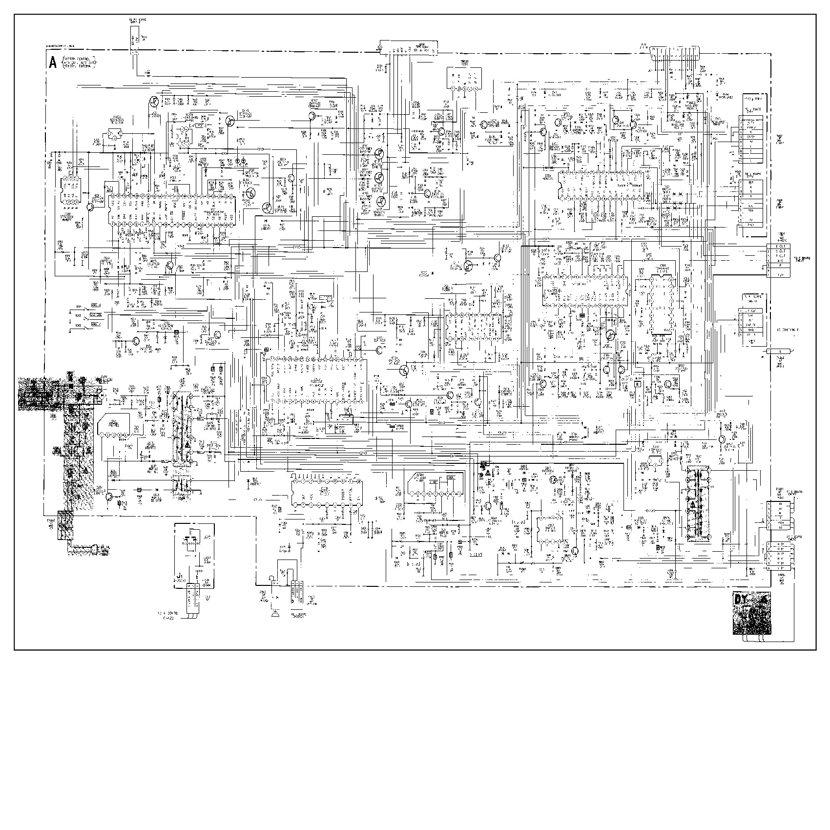 SONY Sony Sony KV M2100K pdf Diagramas de Televisores Lcd