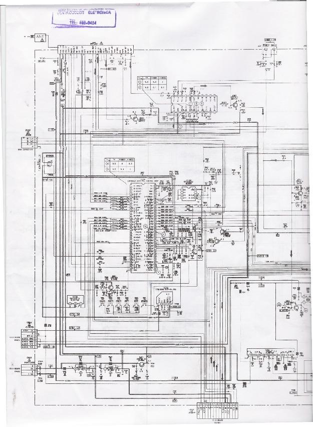 SONY SONY KV1440B pdf Diagramas de Televisores Lcd y