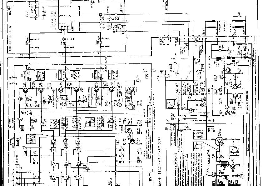 TELEFUNKEN TELEFUNKEN CHASIS 415 2pdf pdf Diagramas de