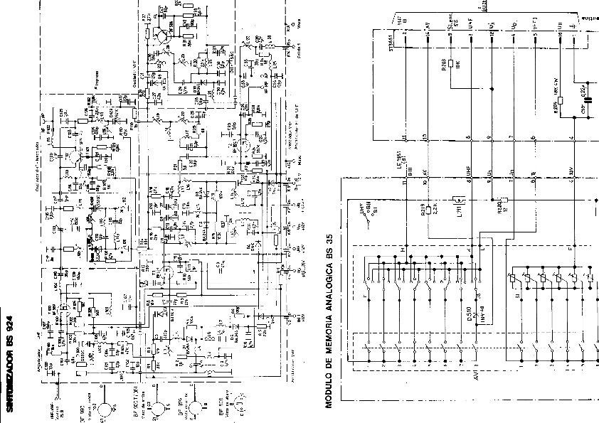 TELEFUNKEN TELEFUNKEN CHASIS 415 1 5a pdfpdf Diagramas de