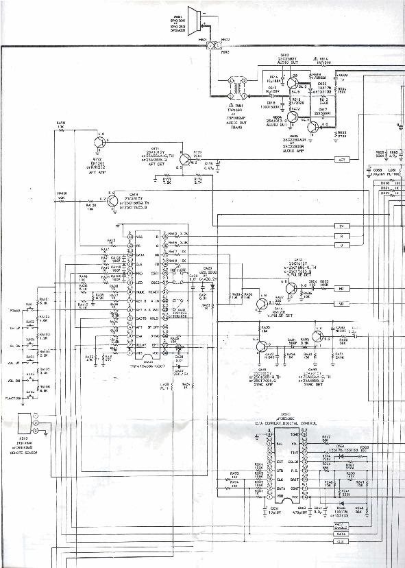Toshiba Toshiba+CS20C25+[chassis+TAC9375] pdf Diagramas de