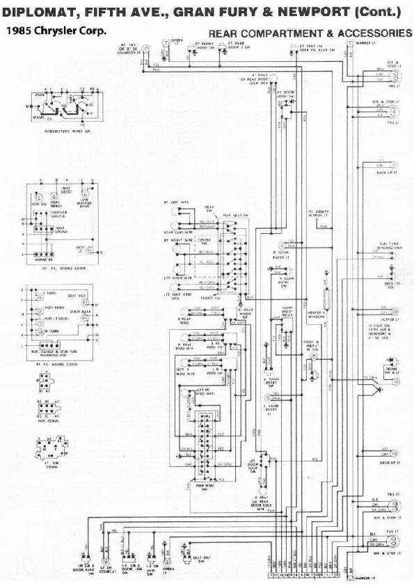Chrysler New yorker 10 diag85036 small pdf Diagramas de