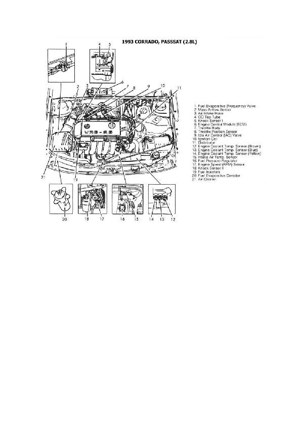 Volkswagen cabriolet 7/34 esqvw4 pdf Diagramas de autos