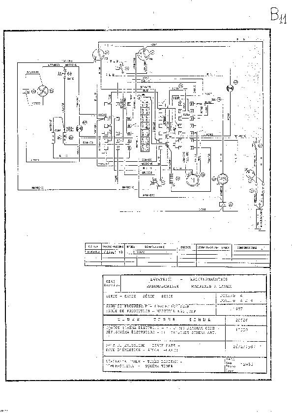 Candy Alise Alise18 pdf Diagramas de lavarropas secadoras