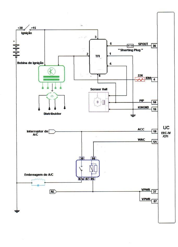 FORD Ford Orion orion2 pdf Diagramas de autos