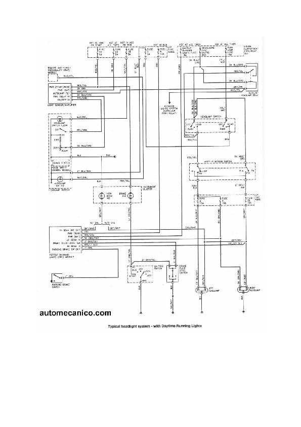FORD Taurus 8/29 dtaur7 pdf Diagramas de autos