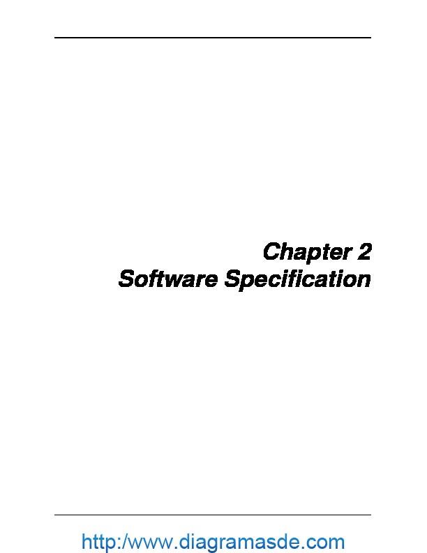 GL31_ch2-Software Specification pdf CX GL31 Barebone GL31
