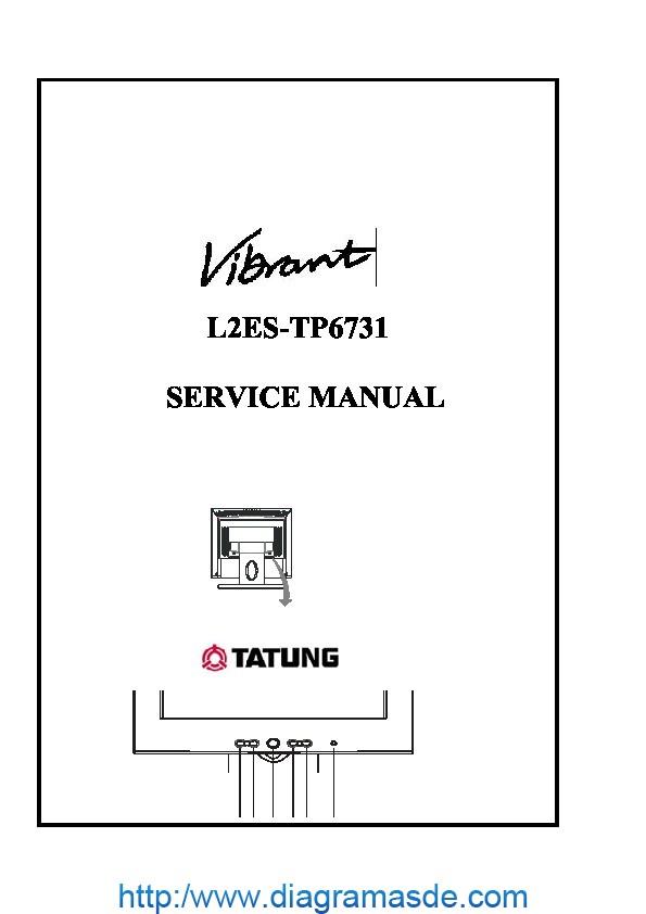 Tatung L2ES-DA-TP6730 Vibrant Lcd.pdf TATUNG L2ES-DA