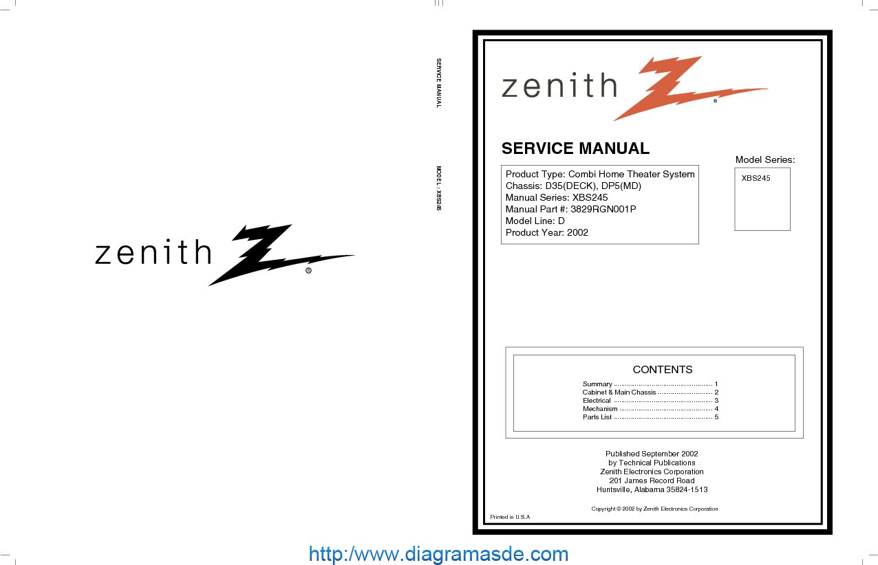 XBS245 Manual de Servicio.pdf LG