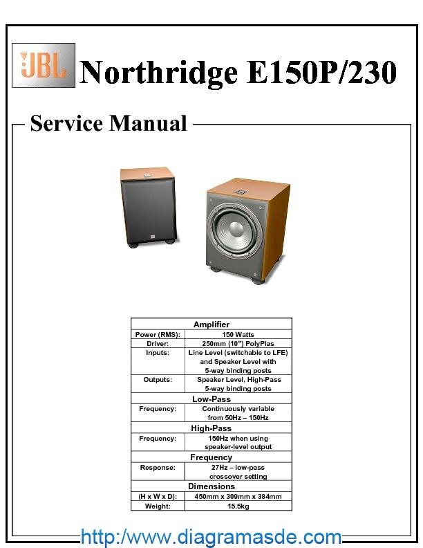 E150P service manual pdf E150P service manual pdf
