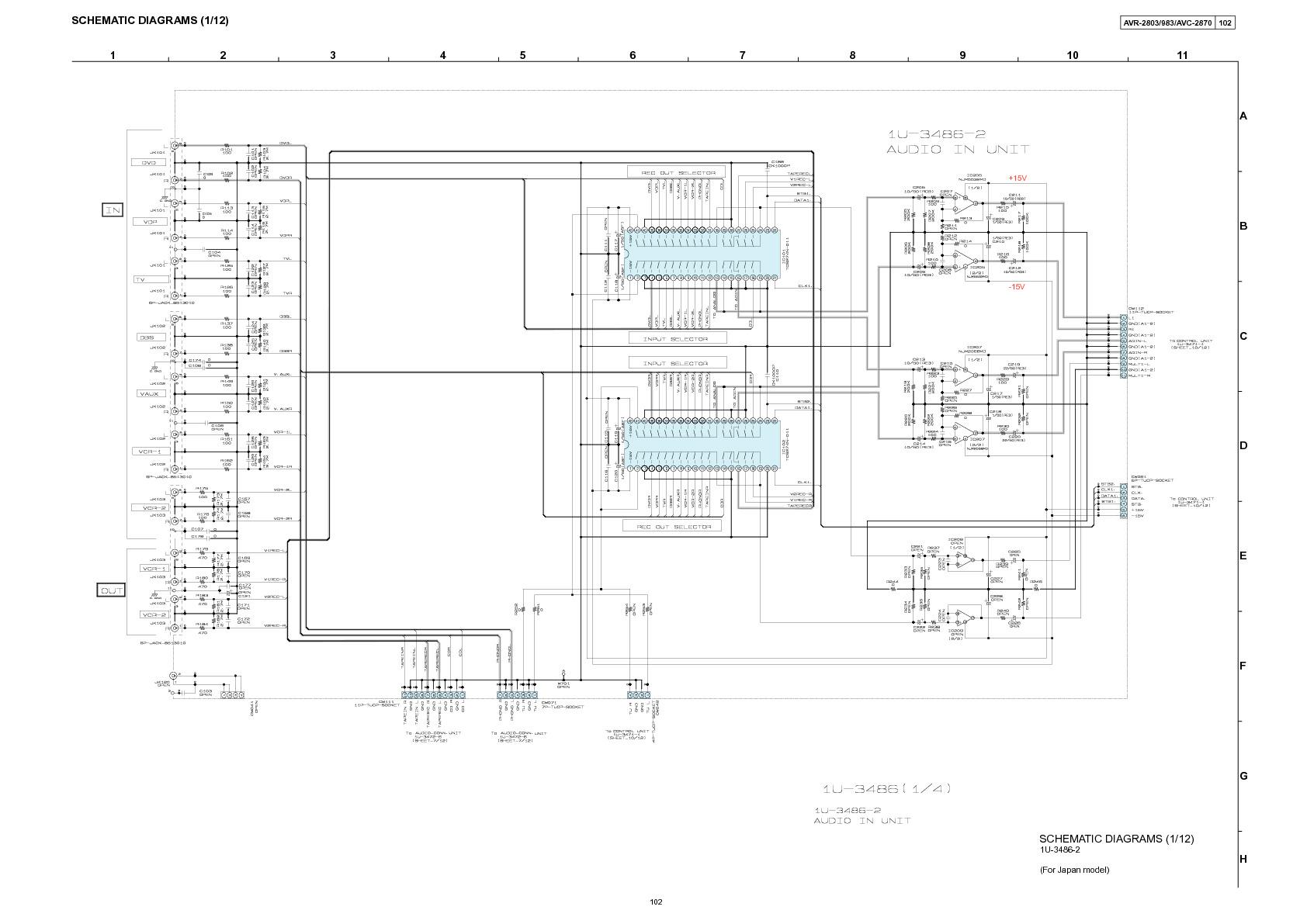 DENON AVR 2803 AVC 2870 JP SD V02 pdf DENON AVR 2803 AVC