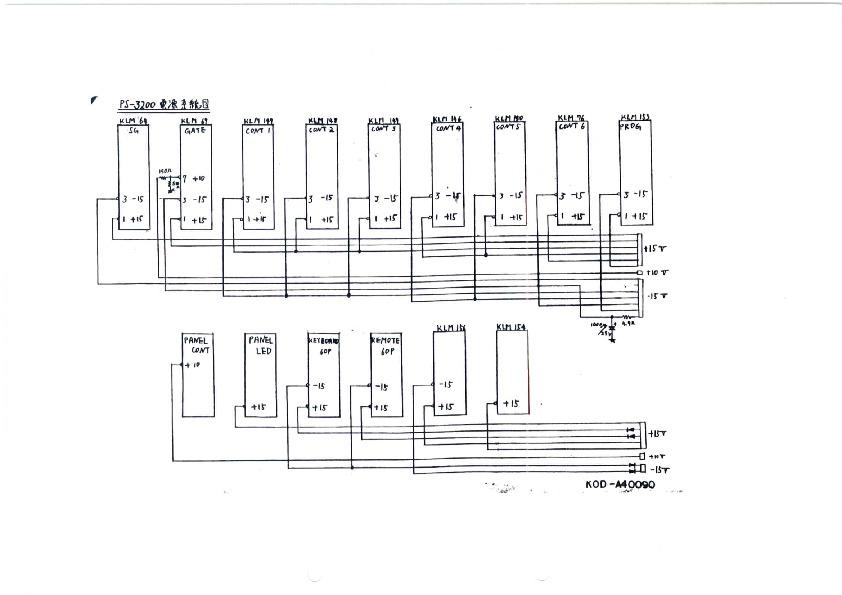 KORG PS 3200 pdf KORG PS 3200 pdf