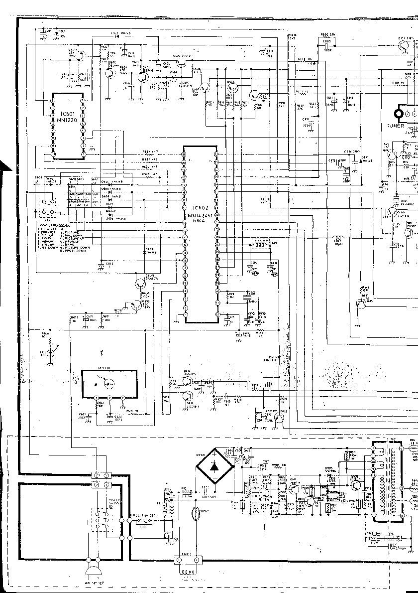 CHINA GT8821 MN142451,TA8659AN TV D.pdf CHINA