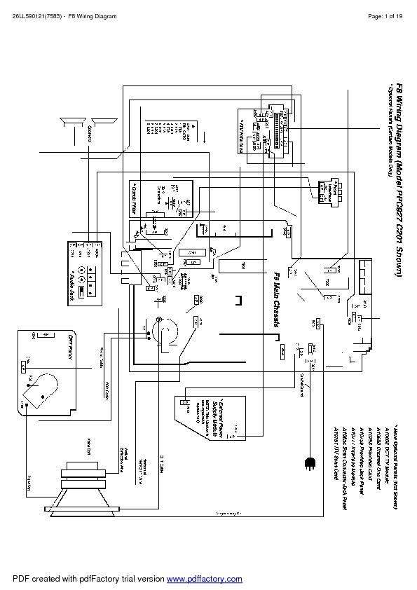 TV PHILIPS CHASSI F 8 .pdf PHILIPS