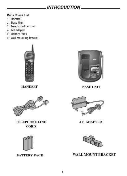 vt9121 900 MHz Cordless Telephone.pdf Vtech